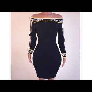 Brand new fendi dress